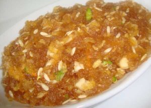 apple ka halwa recipe