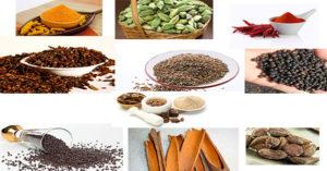 10 bhartiy masale