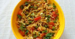 Gobhi matar recipe