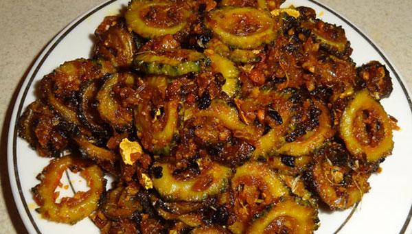 Karela Fry Recipe