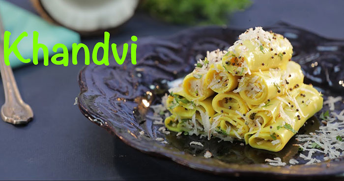 Khandvi Recipe In Hindi
