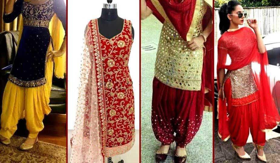 Punjabi Suites Design