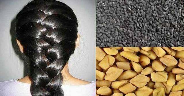 बालों के हर मर्ज़ का इलाज है कलौंजी और मेथी दाने से बना ये तेल