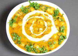 makhana kaju kari recipe