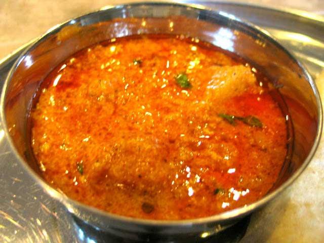 nariyal til ki gravy