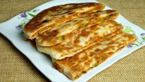 pizza paratha