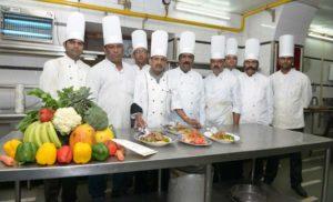 rashtrapati bhawan kitchen cook