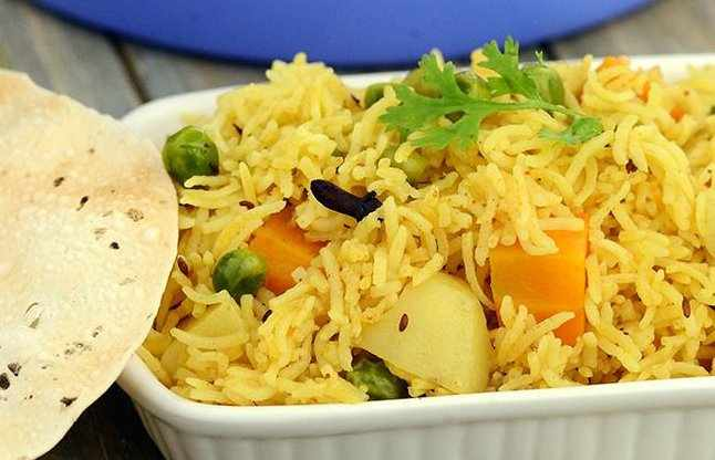 rice masala bhaat