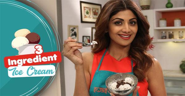 shilpa shetty ice cream recipe