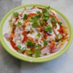 street aloo chaat recipe
