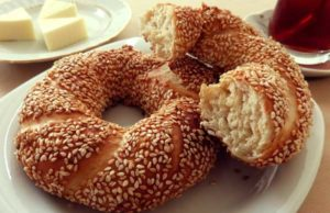 Simit recipe