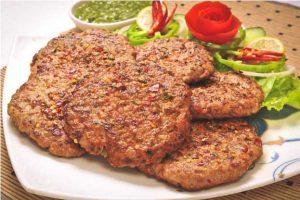 Steam kebab recipe