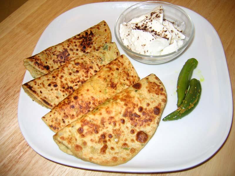 achari arbiparatha