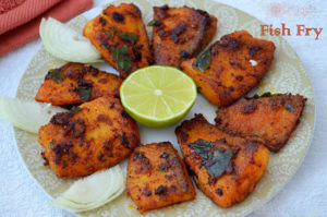 how to make fish fry at home