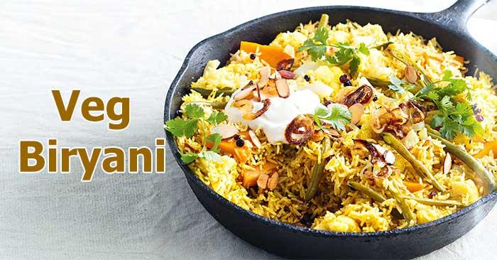 veg biryani recipe in hindi