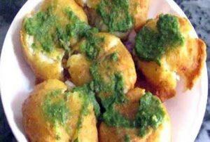 Potato barule recipe