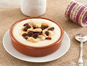 नवरात्रि स्पेशल में बनाएं स्वाद व सेहत से भरपूर सूजी की खीर