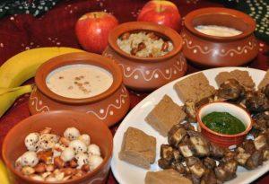 नवरात्र के व्रत में खाएं ये पौष्टिक आहार