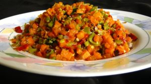 carrot beans recipe