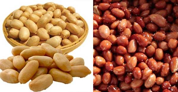 how to roast peanuts in kadai