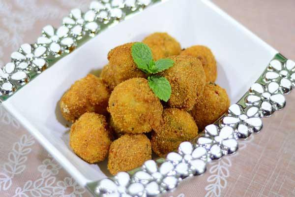 Sooji Balls Recipe