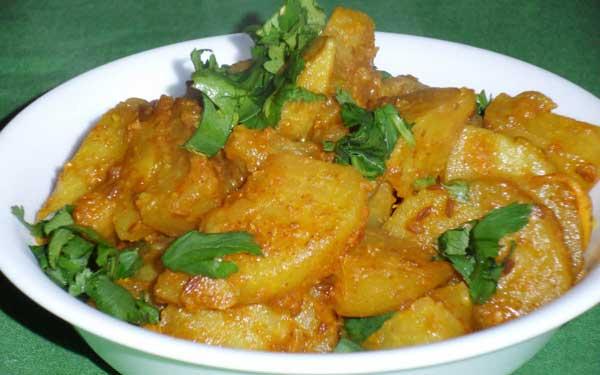 ganth gobhi fry
