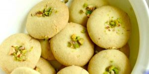 nan khatai without oven in pan