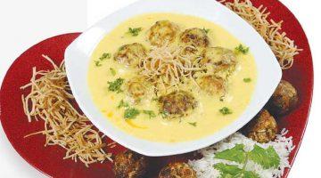 देसी स्टाइल में बनाएं चाइनीज कढ़ी Chinese Kadhi Recipe