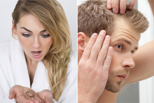 Hair loss remedies