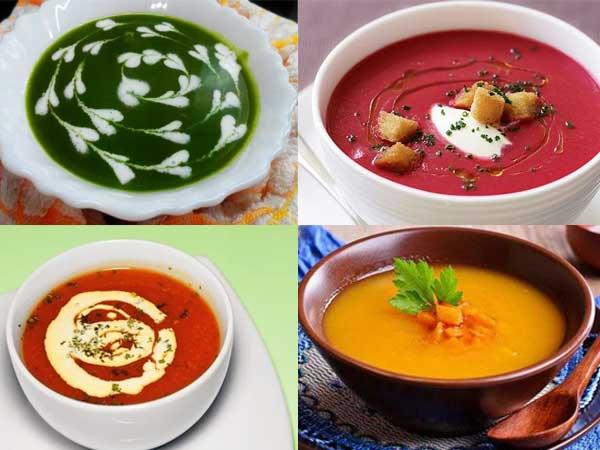 five soup recipe