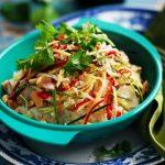 rice apple salad