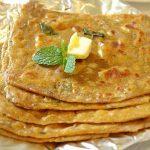 बची हुई दाल से बनाएं मसालेदार स्वादिष्ट परांठा Leftover Dal Paratha Recipe
