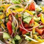 Mix Salad Recipe