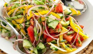 Mix Salad Recipe