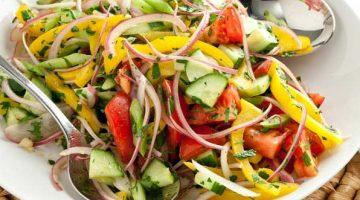 स्वादिष्ट व हेल्दी मिक्स सलाद रेसिपी Healthy Salad Recipe