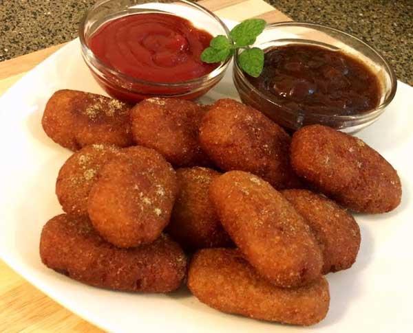 5 मिनट में ये स्वादिष्ट स्नैक्स बनाकर शाम की चाय का लुफ्त उठाएं Potato Poha Snacks Recipe