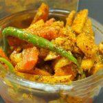 सर्दियों की खास पेशकश गाजर मूली का तीखा अचार Gajar Mooli Pickle
