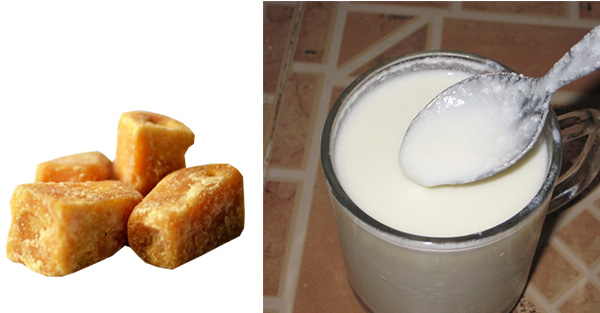 jaggery and buttermilk
