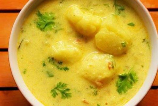 मट्ठा आलू की स्वादिष्ट सब्ज़ी, एक बार खाएं बार बार बनाएं Mattha Aloo ki Sabji