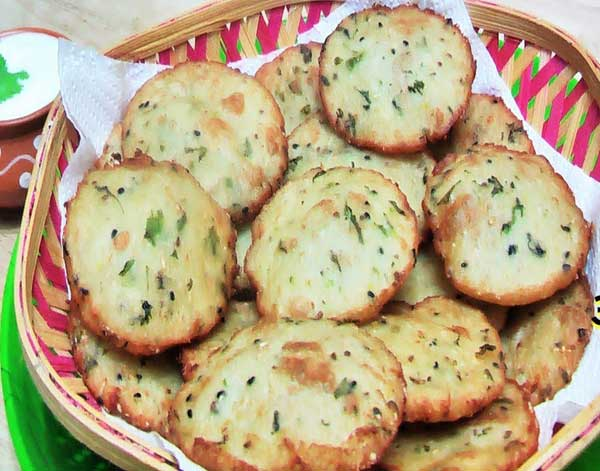rice and Radish Kachori