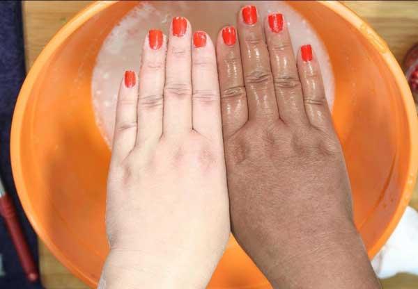 एक ही दिन में पूरे शरीर को निखार देगा ये नुस्खा Sun Tan Remover Pack Recipe