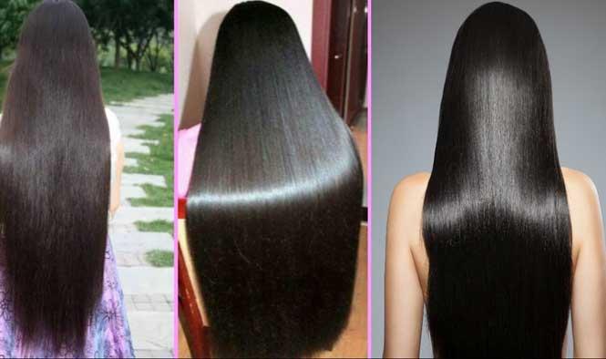 Homemade Shampoo for Shiny Long Hair