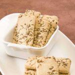 Jeera Biscuit Recipe