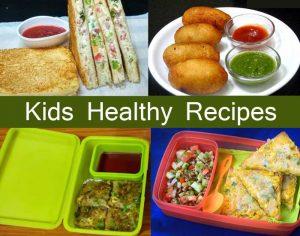 Kids Healthy Recipes.