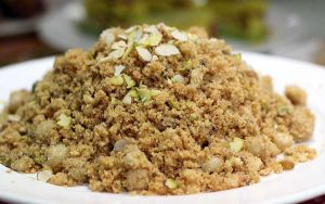 Panjeeri recipe
