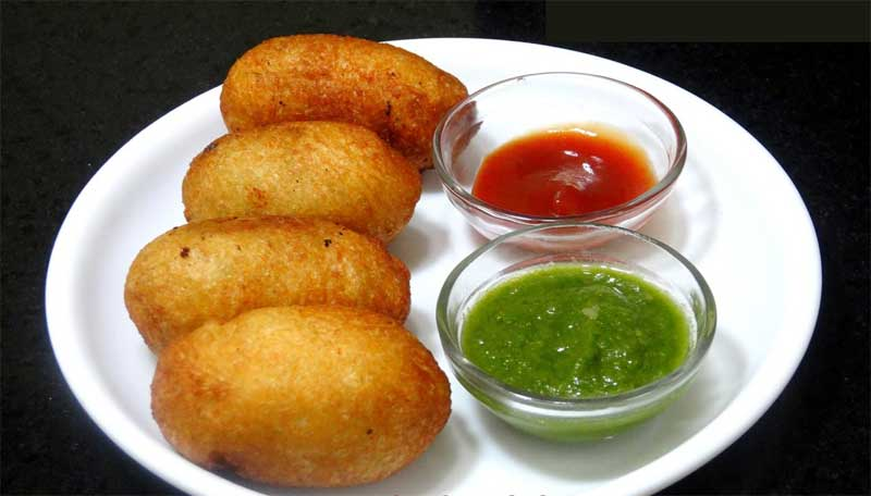 bread roll recipe in hindi