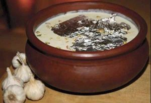 garlic kheer
