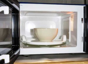 pasta in microwave