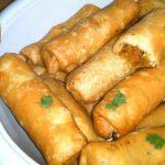 ऐसा चटपटा व खस्ता नाश्ता जिसका स्वाद मुंह को भा जायेगा Potato Onions Crispy Roll