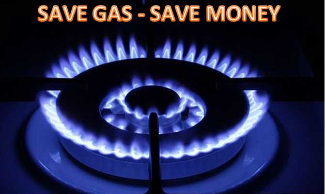 Easy Tips and Tricks to Save LPG
